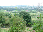 Great view across the River Aire and beyond