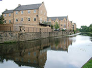 New apartments at Rodley