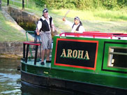 Pirates of the Leeds & Liverpool Canal