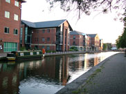 New offices close to Wigan Pier