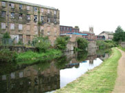 More industrial decay in Burnley